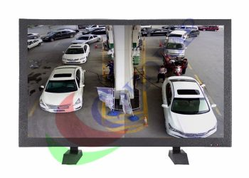 TFT Color 19.5 Inch LCD Surveillance Monitor