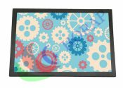 "Rack Mount 12.1"" Industrial LCD Monitor Display"