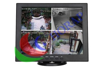 12.1 Inch CCTV TFT LCD Monitor