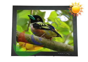 15 inch high bright lcd screen with vesa mount