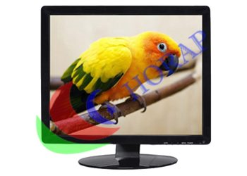 17 Inch CCTV LCD Monitor BNC Video Input