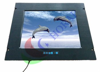 19 inch waterproof marine lcd monitor