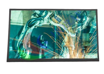 "21.5"" Industrial Panel Mount Video LCD Display"