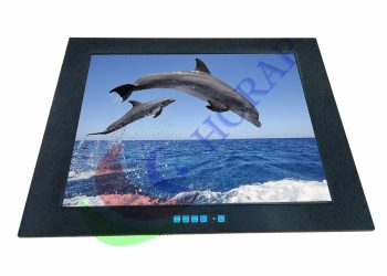 12.1 Inch Waterproof LCD Monitor