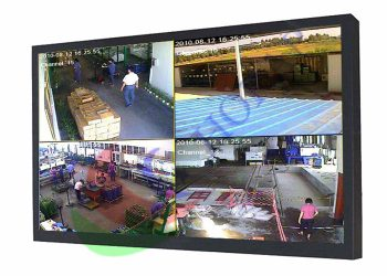 FHD 21.5 Inch Security System LCD Monitor