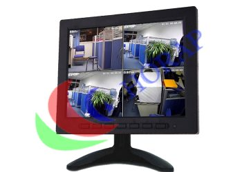 8 Inch Small LCD Security Monitor