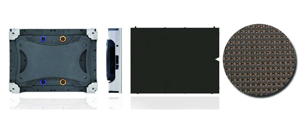 fine pixel black smd led display for indoor