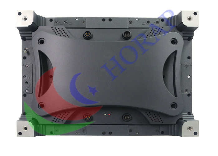 die-cast aluminum led cabinet ultra hd led video screen