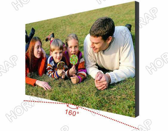 super large viewing angle hd led video screen