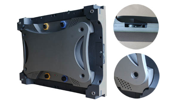 interior hd led display video wall