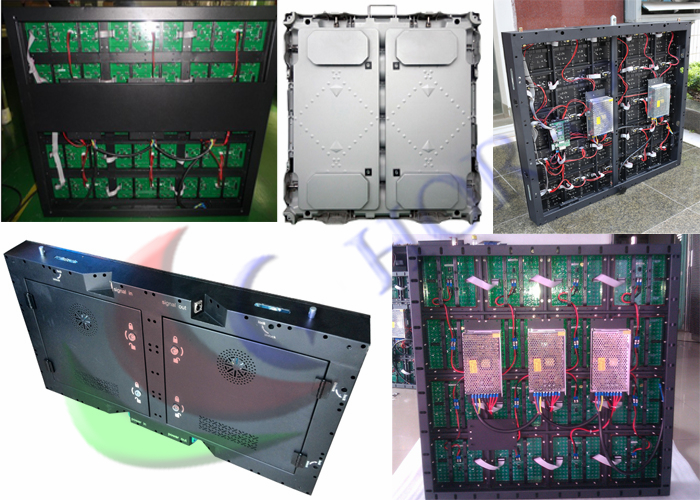 indoor fixed led cabinet