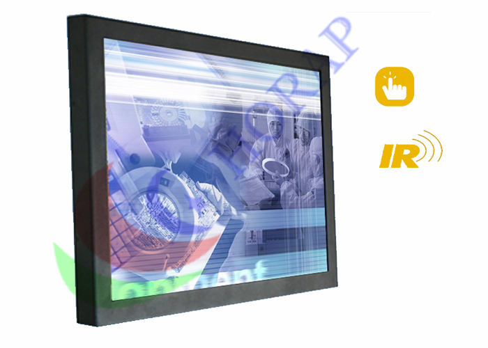 rugged touch screen lcd display